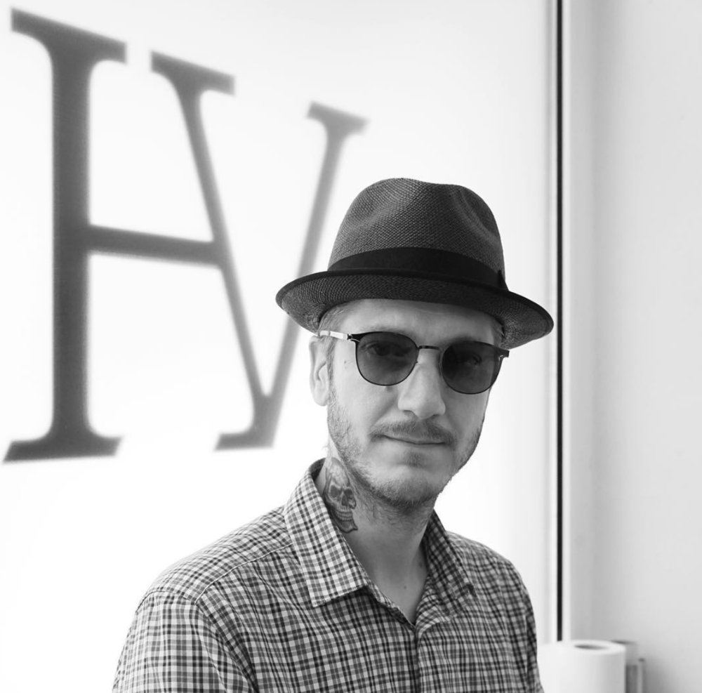 Meet my favorite Tattoo Artist ... - Valentin Hirsch
