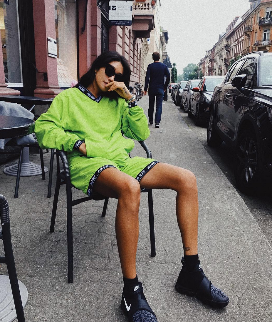 Biggest fashion inspiration? - Peggy Gou,  Veneda Budny, Mellany Sanchez