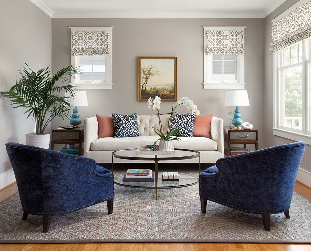 Charmant Living Room Transformed Into A Peaceful Adult Lounge, Designed By Suzanne  Manlove Of Arlington Home