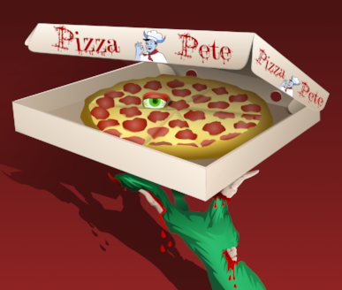 PIZZA ZOMBIES - In which Zombie rights are explored.