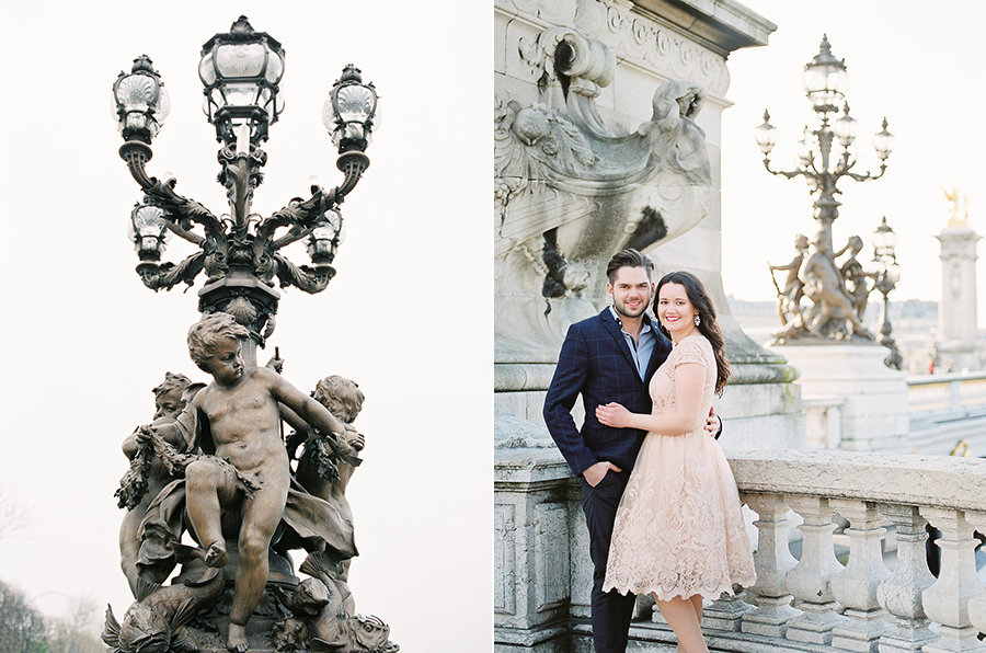 Germany fine art film wedding photographer | Kibogo Photography | Paris engagement session28.jpg