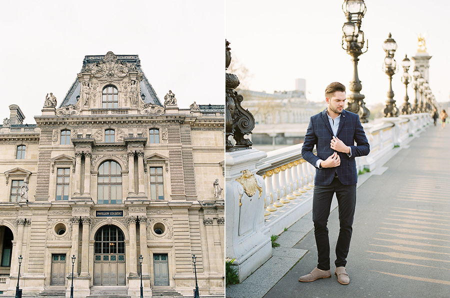 Germany fine art film wedding photographer | Kibogo Photography | Paris engagement session22.jpg