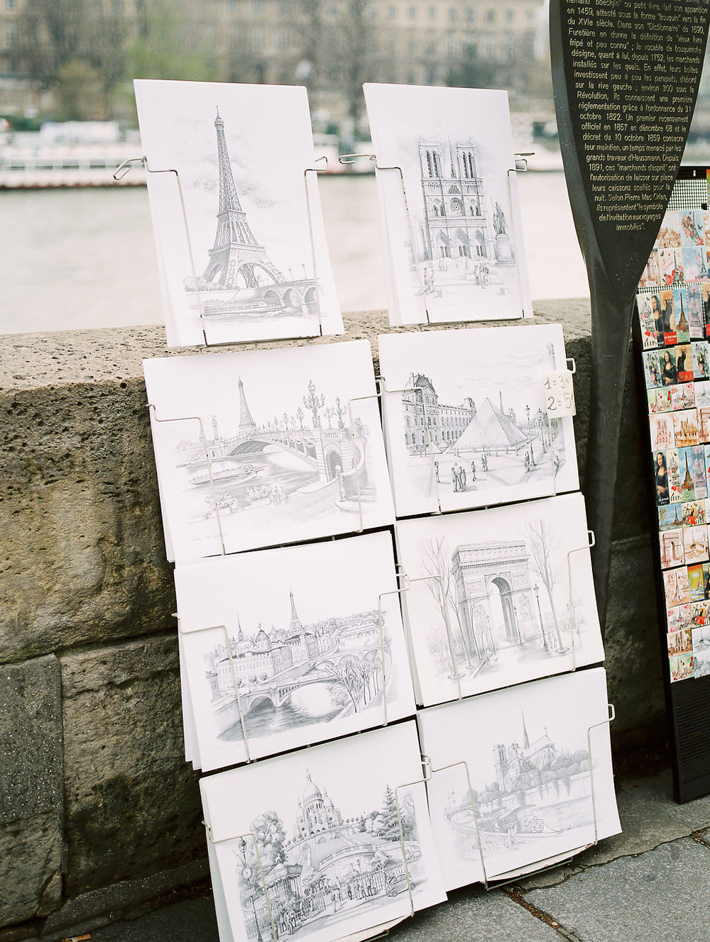 Germany fine art film wedding photographer | Kibogo Photography | Paris engagement session15.JPG