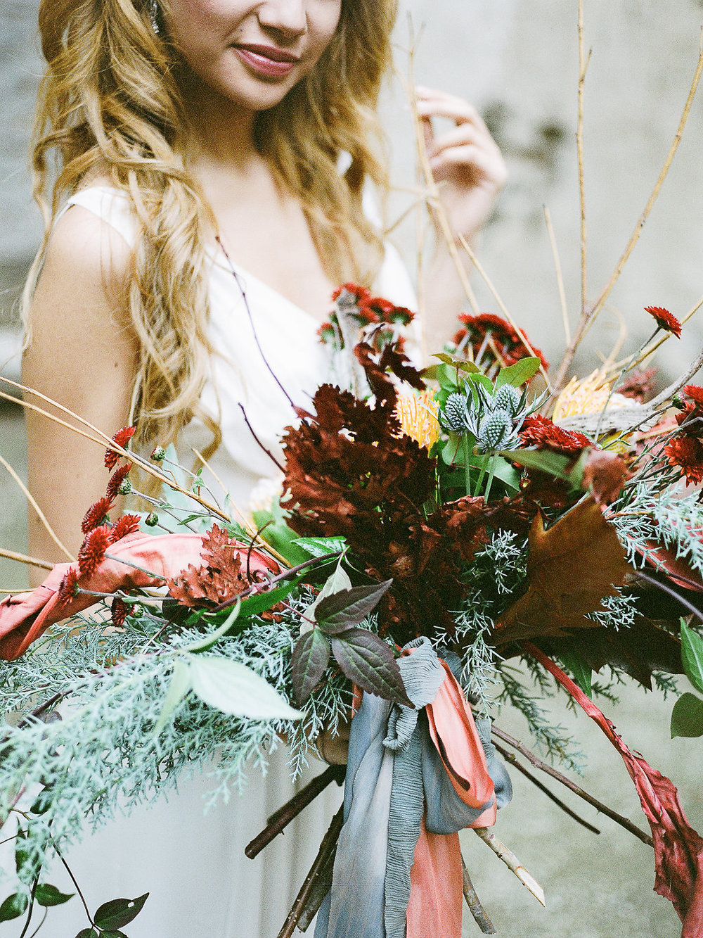 Destination fine art film wedding photographer Tanja Kibogo | autumnal bridal session46.JPG