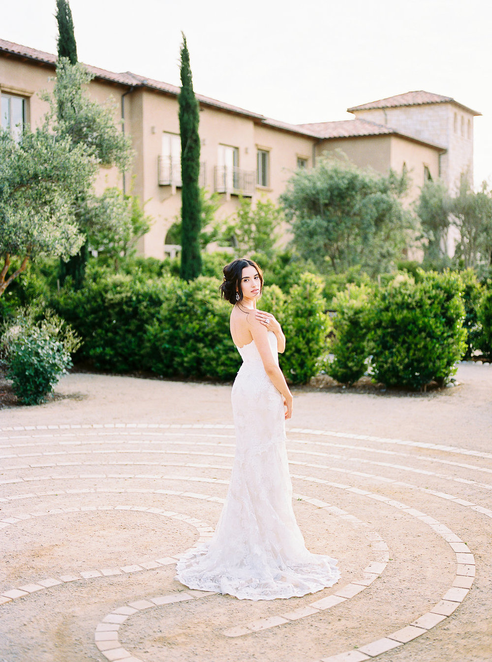 Paso Robles California - Allegretto Resort and Vineyards - Bridal Session - fine art film photographer Tanja Kibogo20.JPG