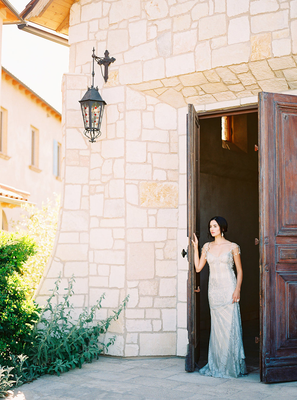 Paso Robles California - Allegretto Resort and Vineyards - Bridal Session - fine art film photographer Tanja Kibogo13.JPG