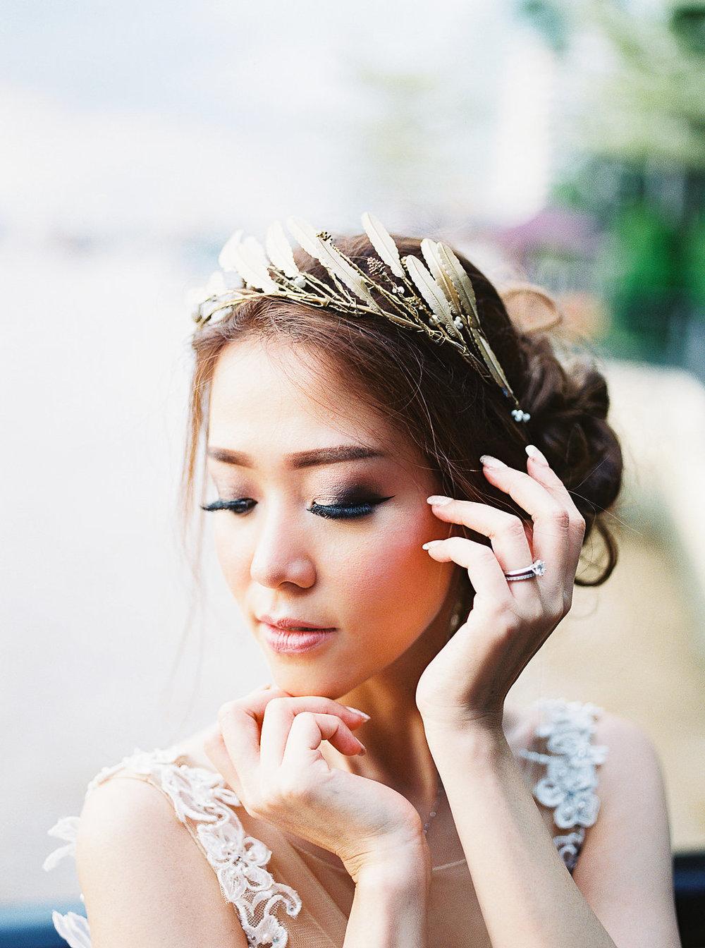 Luxe destination wedding in Jakarta and Bankok | fine art film wedding photographer Tanja Kibogo 5004.JPG