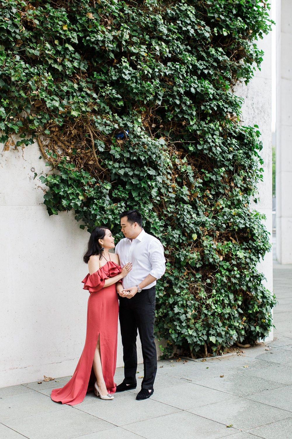Bonn Germany Engagement shoot-Tanja Kibogo