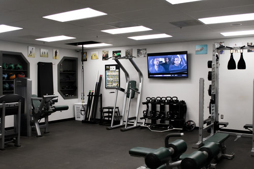 Weight Room -