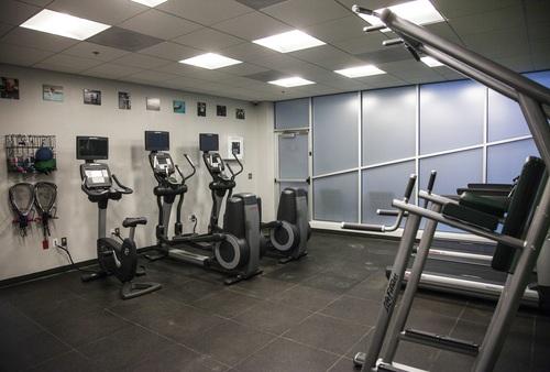 Cardio Room -