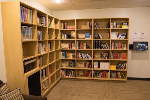 Michael E. Gerber Library -