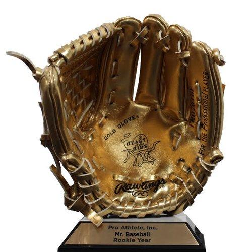1 Year Of Service - Gold Glove Award