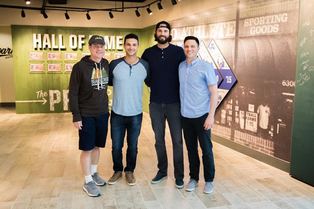 Jason Hammel, Pitcher for the Kansas City Royals