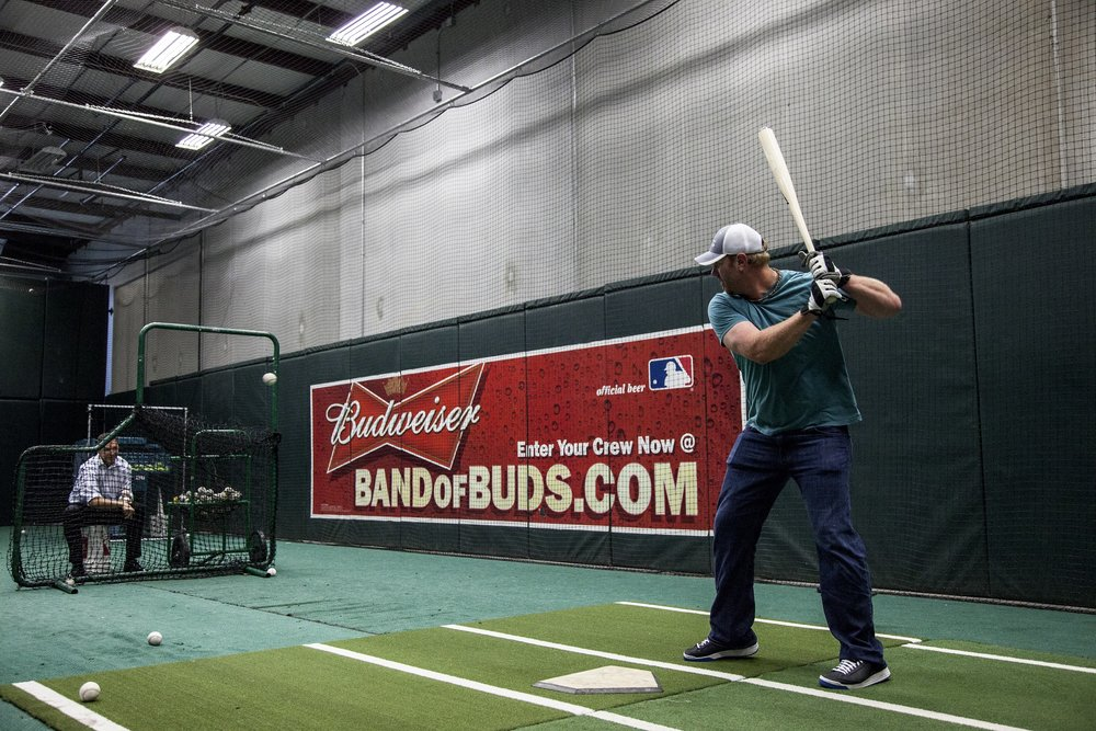 Adam Dunn, Former MLB Player
