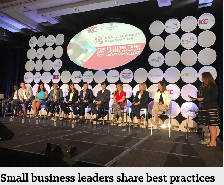 Small business leaders share best practices   - Thinking Bigger Business Media