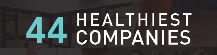 Pro Athlete, Inc. Recognized as Healthiest Company to Work for in America