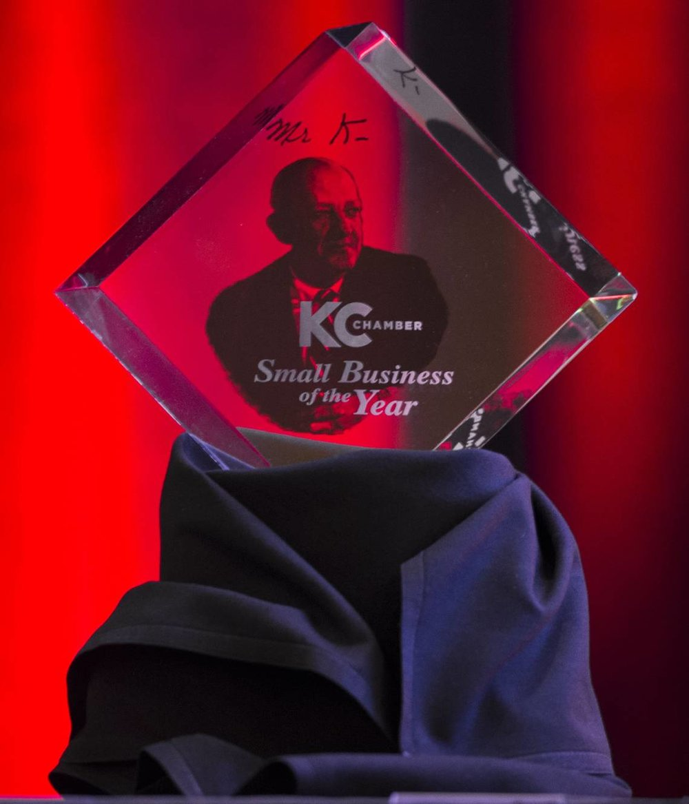 KC Chamber announces Top 10 finalists for 2018 Mr. K Award - Kansas City Business Journal