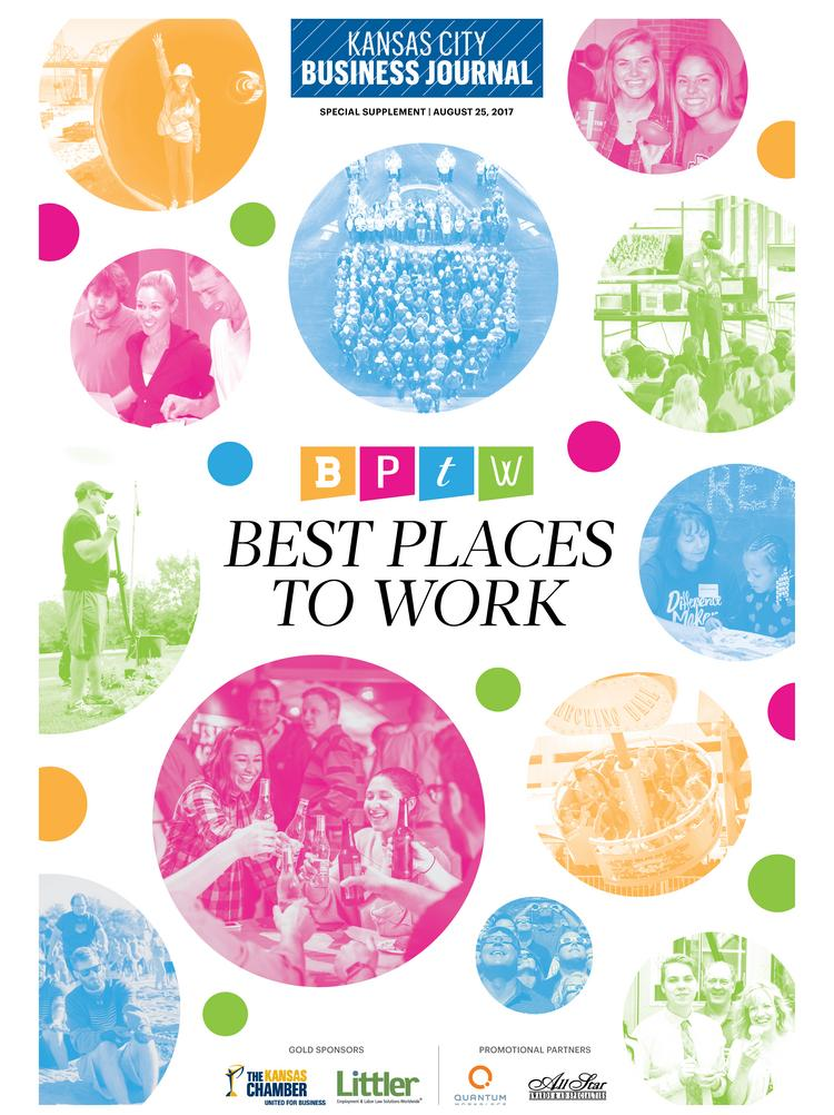 Best Places to Work 2017: Pro Athlete Inc. - Kansas City Business Journal
