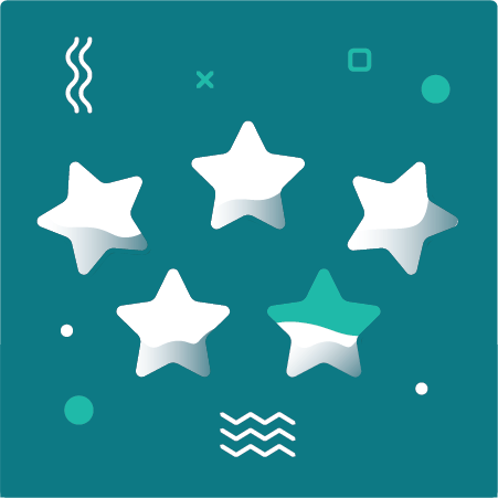 Trust - Trusted by brands worldwide, Nudge has an average app store rating of 4.5 stars.