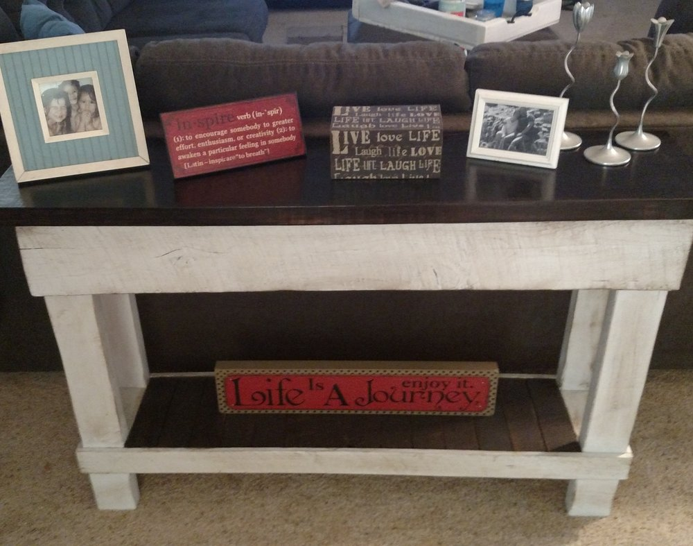 Reclaimed Rustic Style