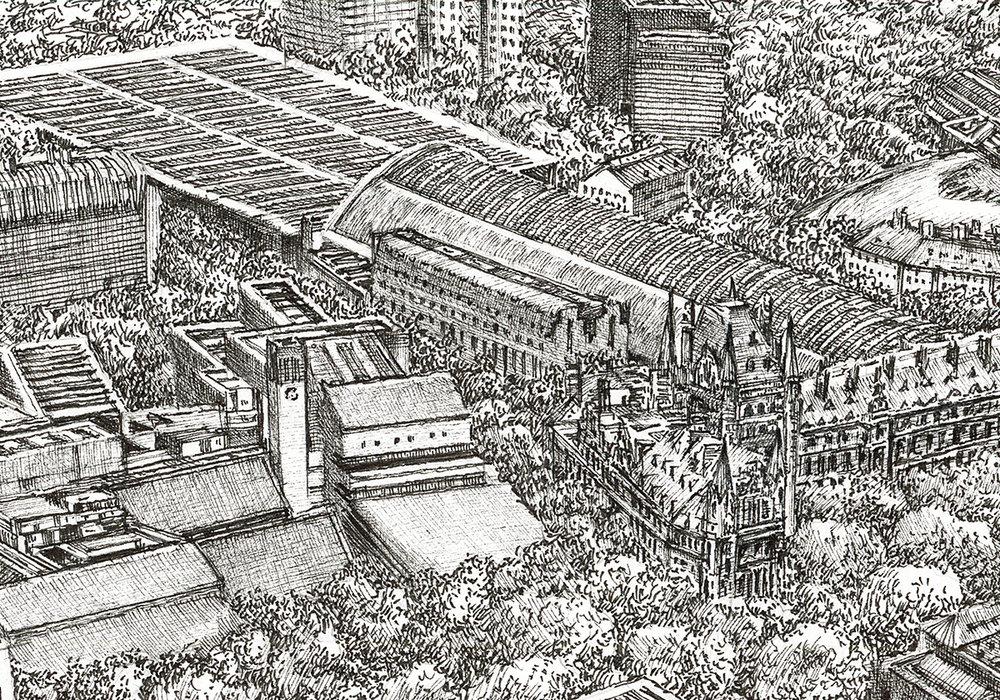 Garden Quarter - Detail 01