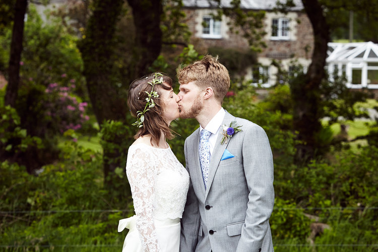 HELEN & ROB // DEVON WEDDING