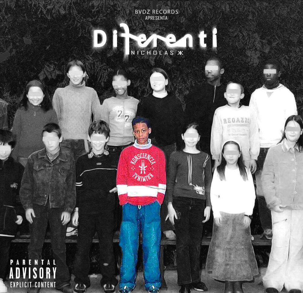 Nicholas K.K - Diferente Vol.2 mixtape