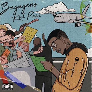 Kid Pain - Bagagens