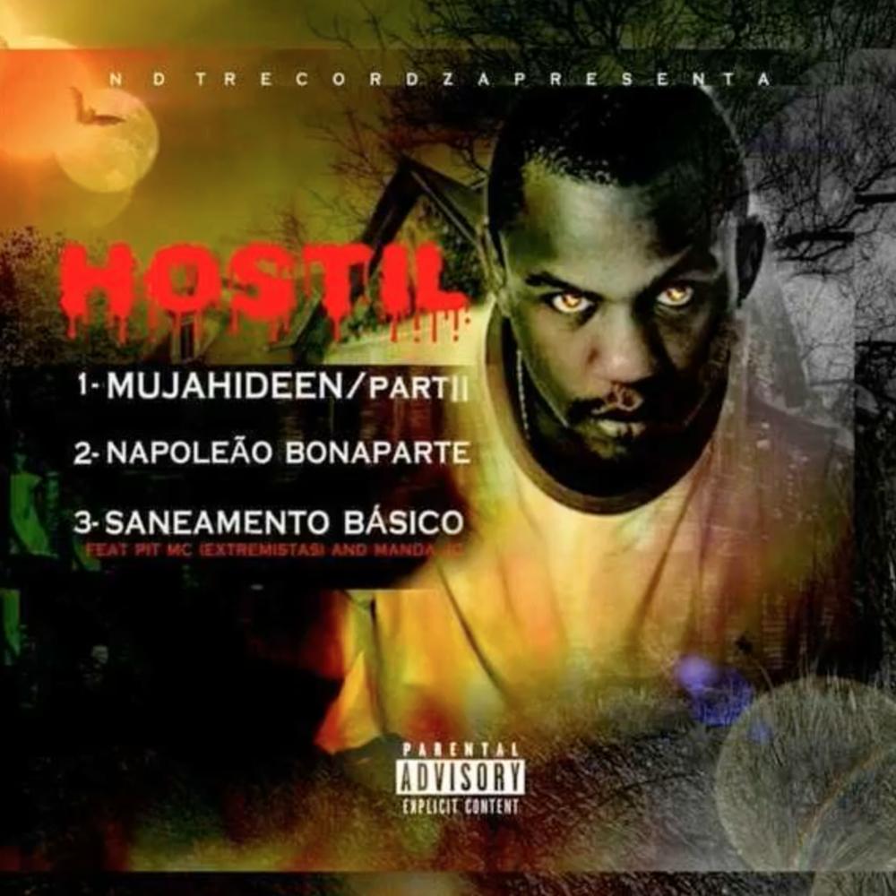 HOSTIL - Músicas Promocionais do Pináculo