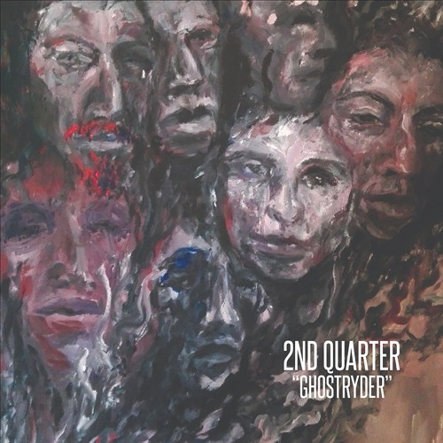 "AYOO PEDRITO - THE 2ND QUARTER ""GHOSTRYDER"""