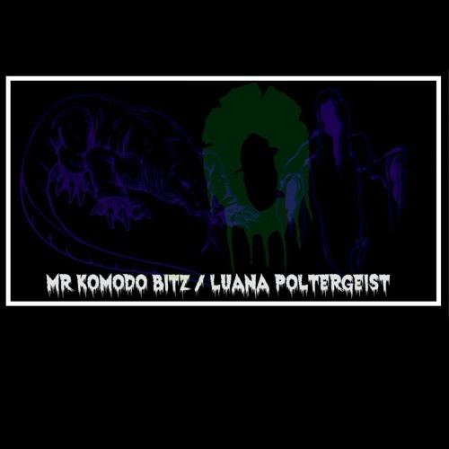 066-Mr Komodo Bitz / Luana Poltergeist - Zero ep