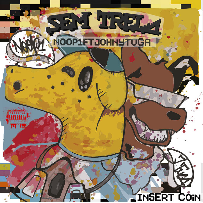 074-Johny Tuga & Noop1 - Sem Trela