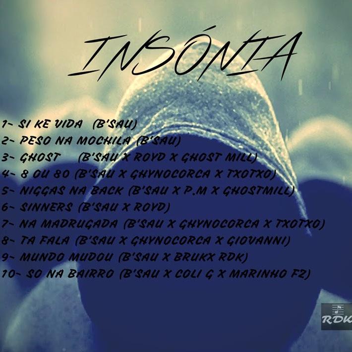 030-B´Sau - Insónia mixtape