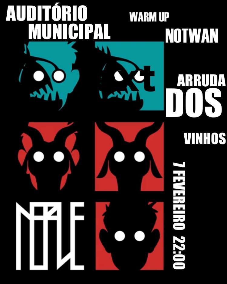 @Auditório Municipal @Arruda dos Vinhos