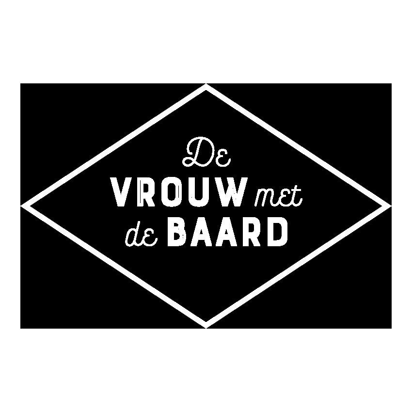 English De Vrouw Met De Baard
