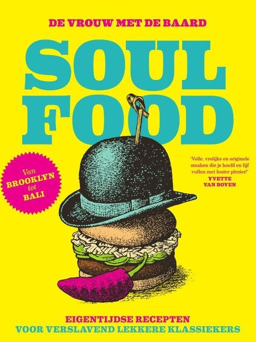 Soul food cookbook - For the moments you can't make it to our deli, but still want one of our dishes on your plate: our Soul Food cookbook.