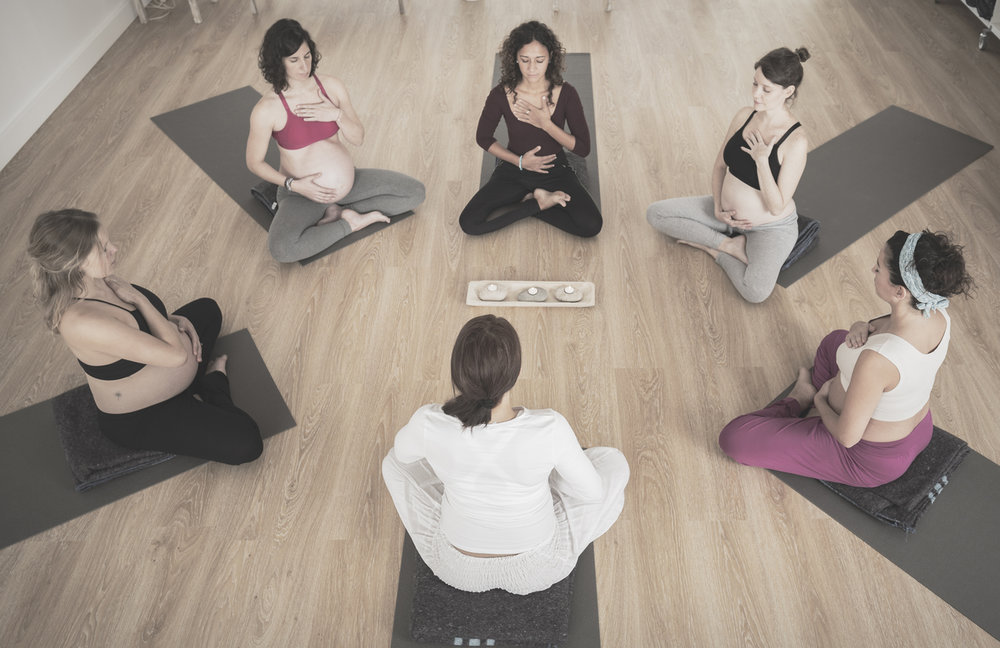 Prenatal Yoga at The Well Yoga OBX.jpg