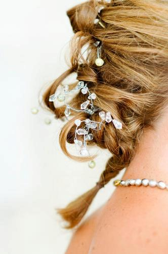 Malloy Events | New England wedding planner | | Nantucket Golf Club | wedding hair