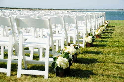 Malloy Events | New England wedding planner | Nantucket Golf Club | Wedding ceremony