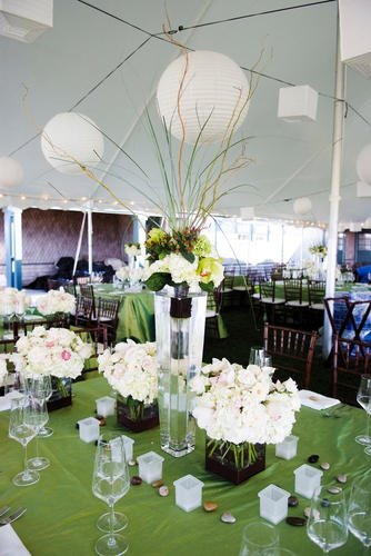 Malloy Events | New England wedding planner | Nantucket Golf Club | wedding reception