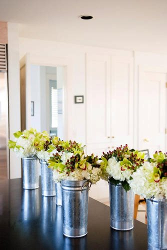 Malloy Weddings | New England wedding planner | Nantucket Golf Club wedding | Bridesmaids bouquets
