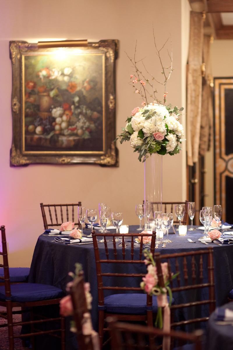 Malloy Weddings_New Hampshire wedding florist_Bedford Village Inn
