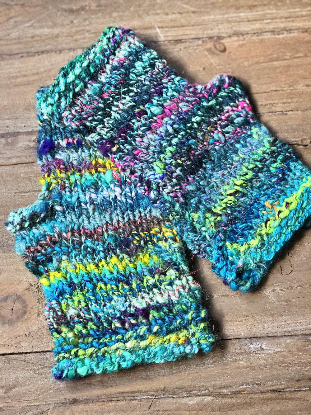 Taylor Chona knit mitts 222 handspun samples2.jpg