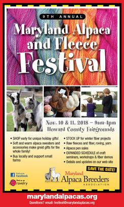 MD Alpaca Fest 2018