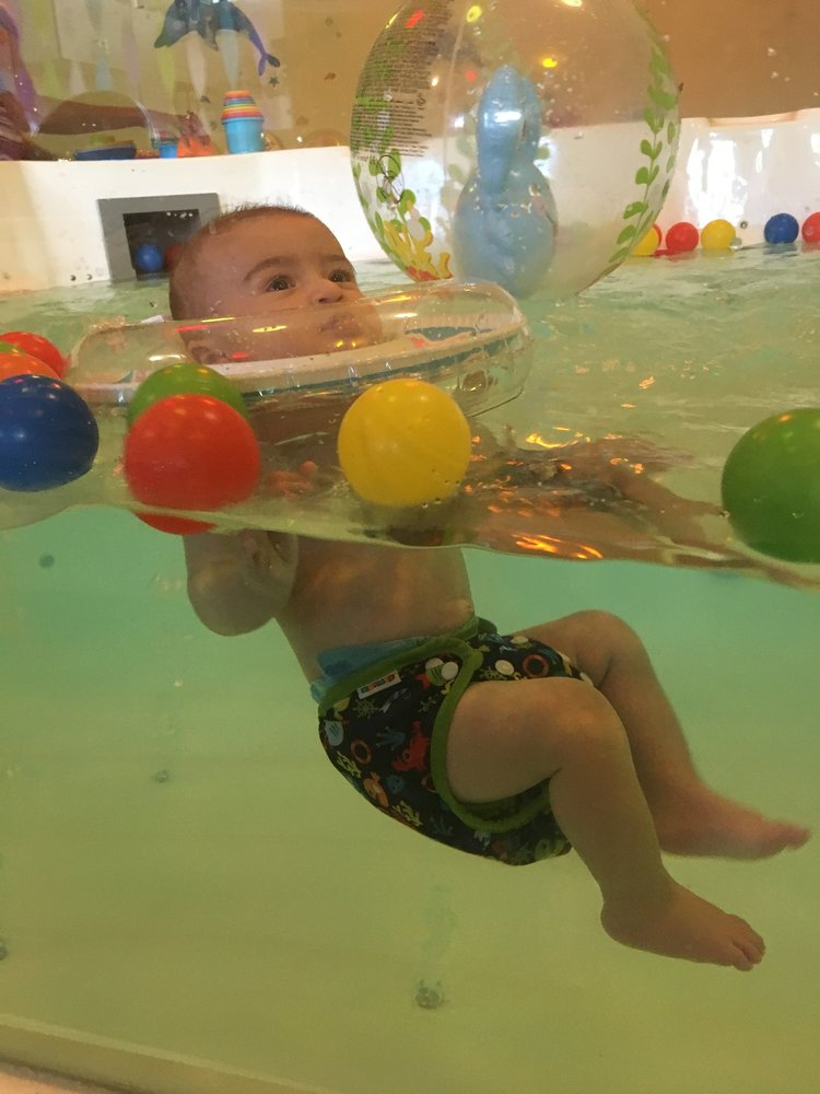 iFloat Baby Spa - Zane\'s Happy Place — Mrs. New Mom MTL