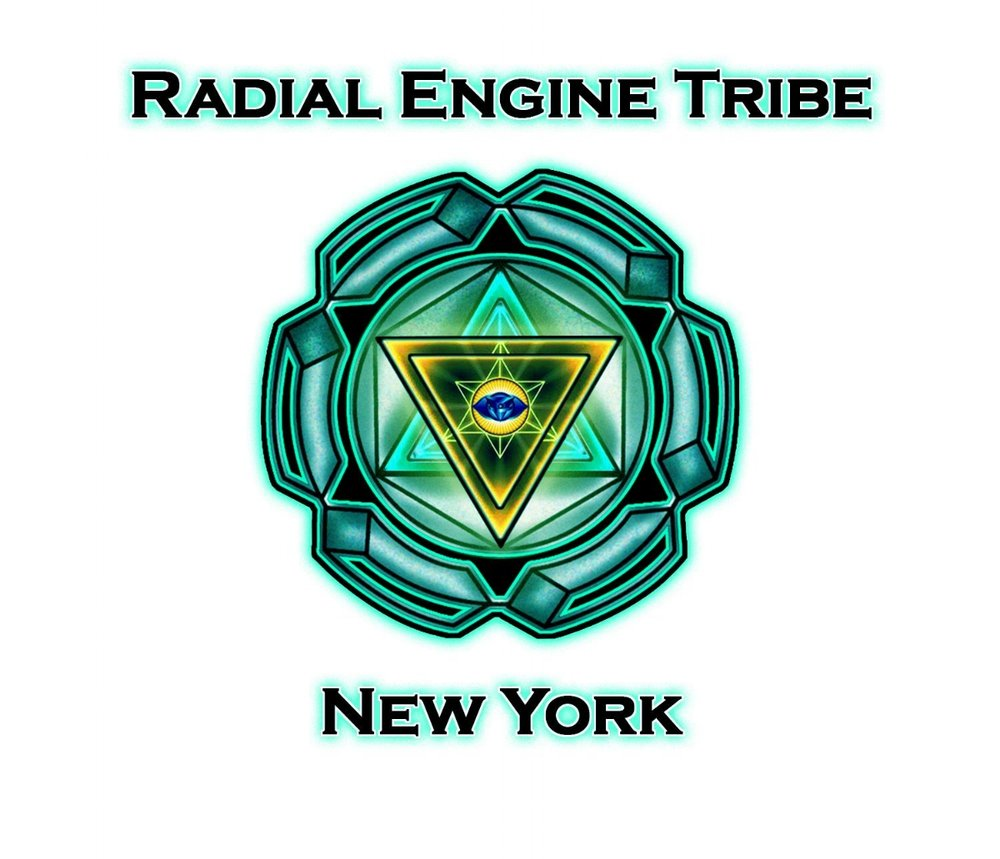 The Radial Engine Tribe | artemismusic.art | Boston, MA