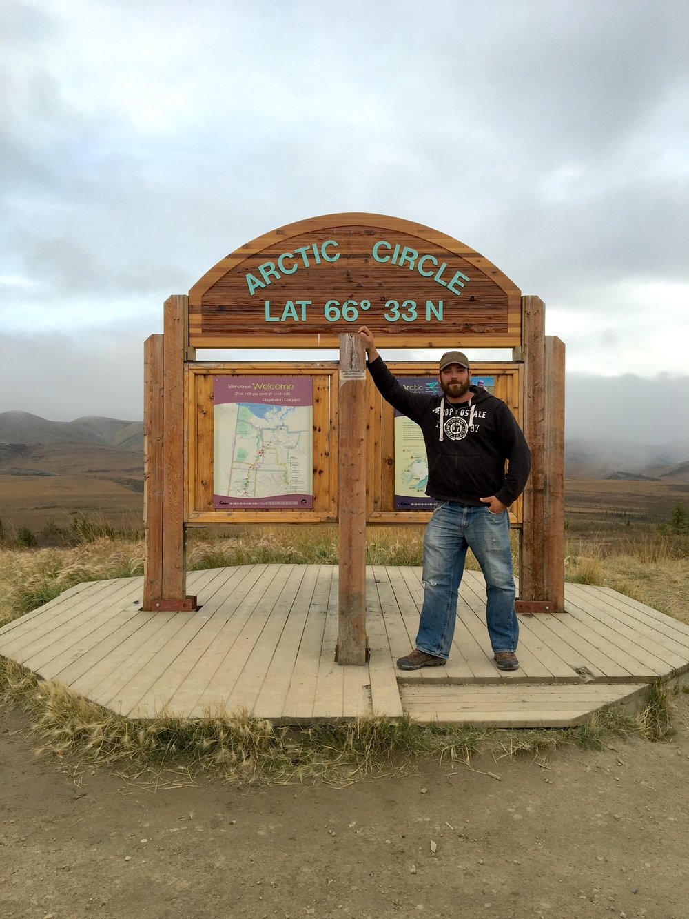 Chris Pepper Arctic Circle