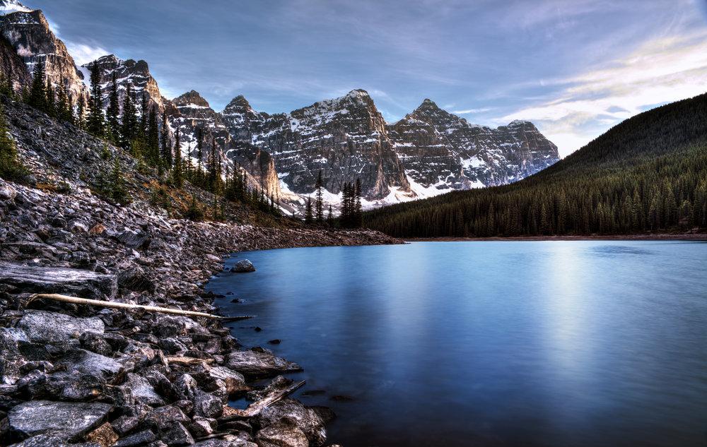 Moraine Lake - Chris Pepper Photography