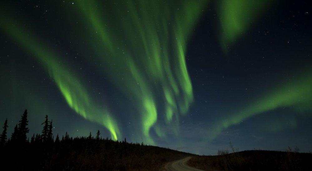 Aurora photography workshops