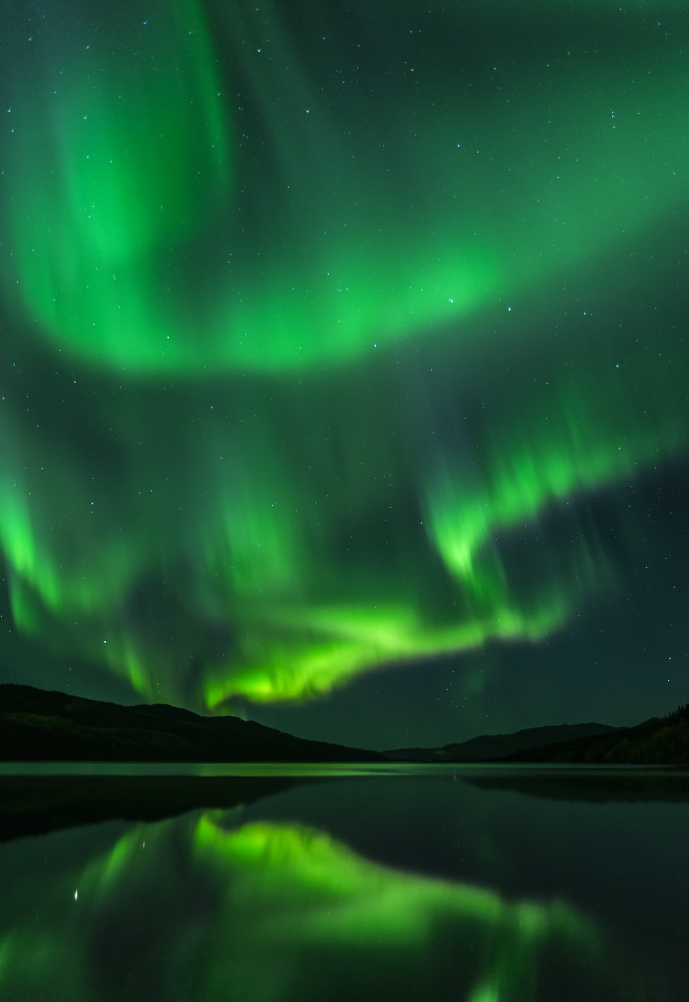 Landscape northern lights and aurora workshops in Canada